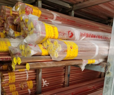 制冷管道用国标铜管