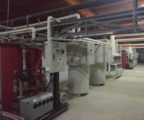 气调系统二层技术走廊